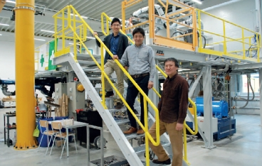 Extrusions-Know-how – Made in Japan